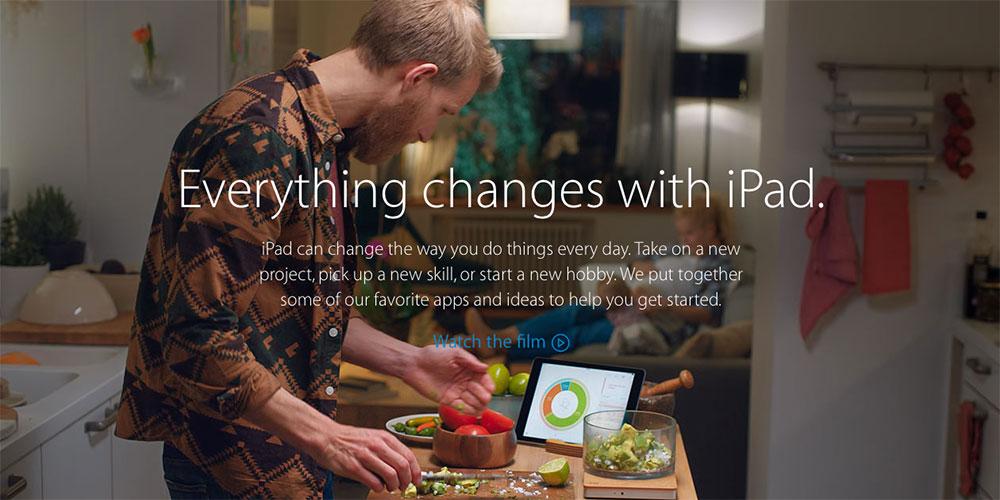 La-nueva-campania-de-Apple-que-ensalza-las-virtudes-del-iPad-Todo-cambia-con-el-iPad
