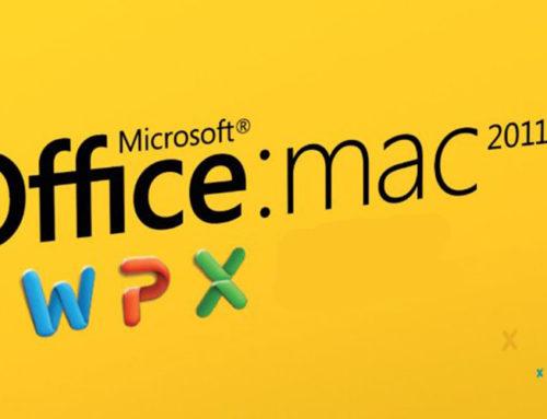 Como borrar todos los hipervinculos de un archivo de Word en office para mac